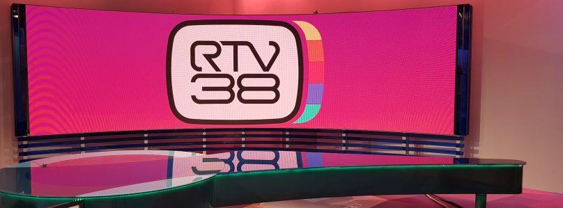RTV38 studio