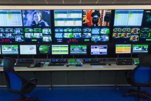 Persdiera control room